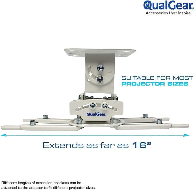 Computers & Accessories Mounting Equipment ghdonat.com QualGear ...