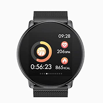 Reloj inteligente de moda Smartwatch Inteligente Artificial UMIDIGI Uwatch Pantalla a Color OLED de 1,33 Pulgadas, recordatorio de Mensaje de ...