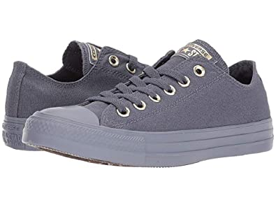 5830a3968fcd Converse Chuck Taylor All Star Mono Glam Low Top Women s Shoes (7 B(M