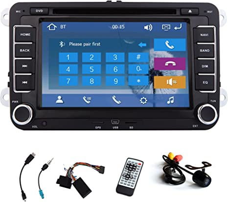 Touch Screen Radio Free backup camera+ Win Car Stereo 8 UI Car DVD CD Player Free GPS Sat Touch Screen Navigation Fastest 800MHZ Car Stereo Radio UICD ...