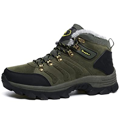 9f9ac049b2e GOMNEAR Chaussures de randonnée Chaussures de randonnée étanches pour Hommes  (EUR40 UK6.5