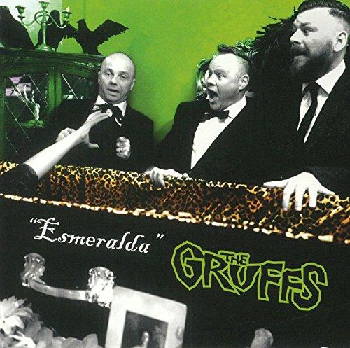 CD : Gruffs - Esmeralda (Colored Vinyl, Limited Edition, United Kingdom - Import)