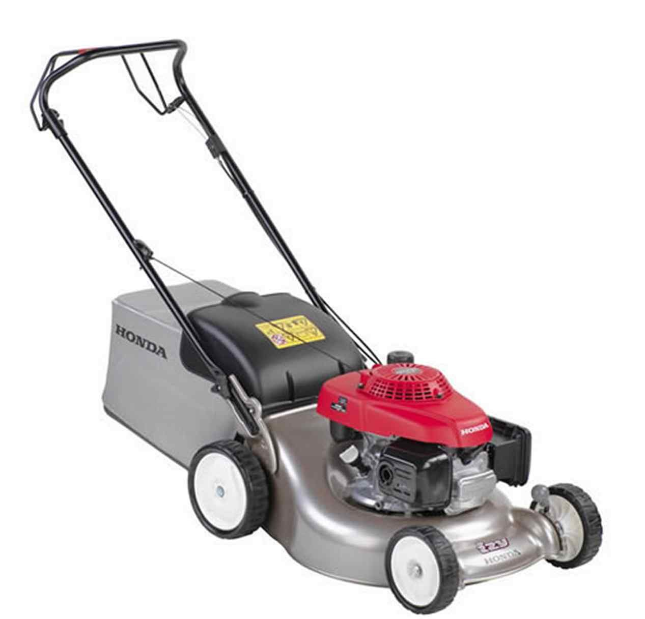 Honda Izy HRG 466 SK 4-Wheel Self Propelled Petrol Lawn Mower:  Amazon.co.uk: DIY & Tools