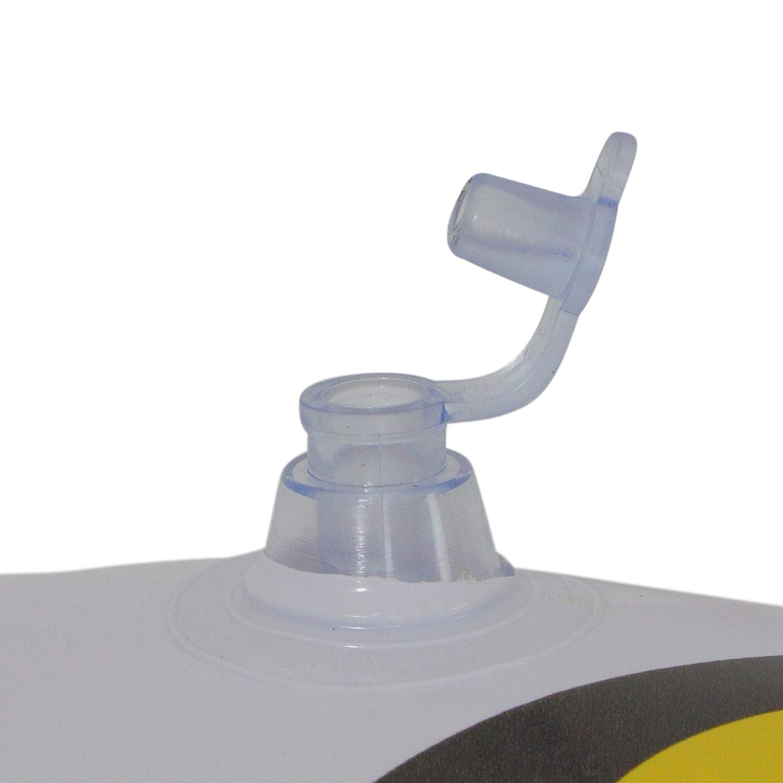 Amazon.com: Flotador hinchable para piscina, diseño de ...