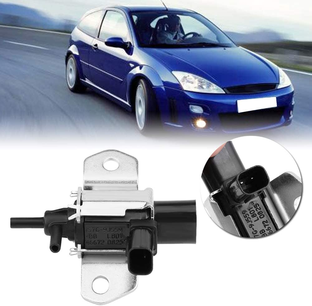 Vacuum Intake Manifold,Car Vacuum Intake Manifold Runner Control Solenoid Valve L801-14-741 1S7G-9J559-BB 3S4Z-9J559-AA