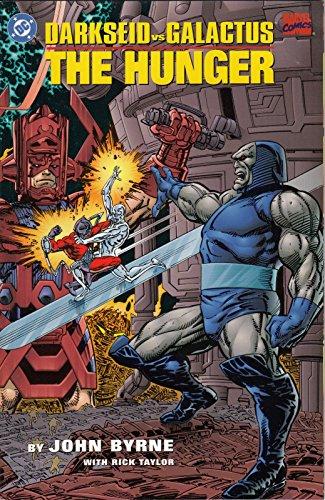 Darkseid vs Galactus: The hunger (Marvel comics)