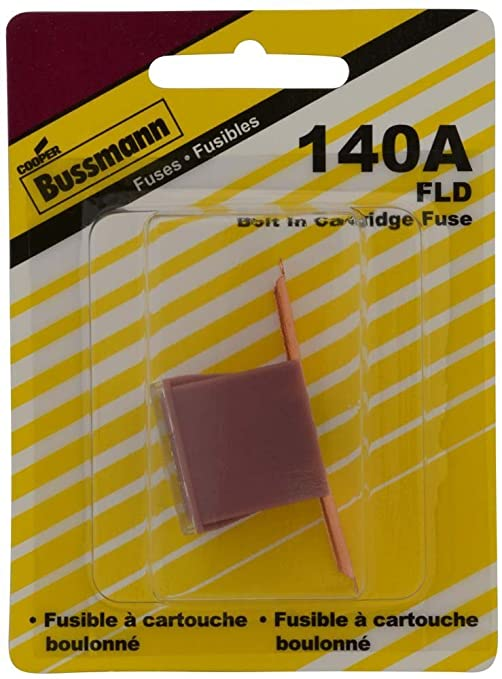 BP//FLD-30-RP Bussmann 30 Amp Bolt-on Fusible Link with 9//16 Bolt Terminal