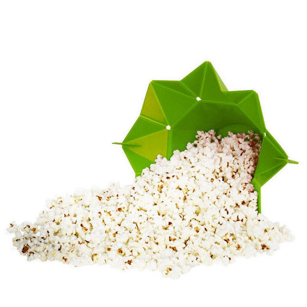 kangrunmy molde para pop corn - Olla de maíz silicona palomitas ...