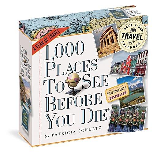 1000 before you die calendar - 1