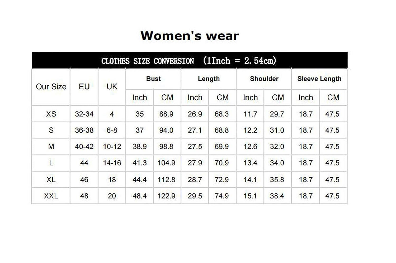 Manica Lunga Loose Fit t-Shirt con Incrociato Frontale Design Camicetta Tops off Shoulder-Black 36 Collo Rotondo YOINS da Donna