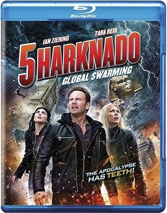 Sharknado 5 Edizione: Stati Uniti Italia Blu-ray: Amazon.es: Tara ...