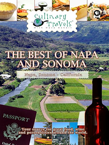 Culinary Travels - The Best of Napa and Sonoma ()