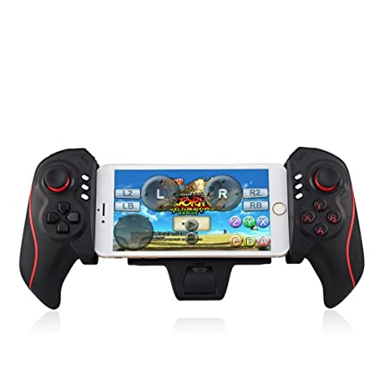 amazon com mobile game controller pyrus telescopic wireless game