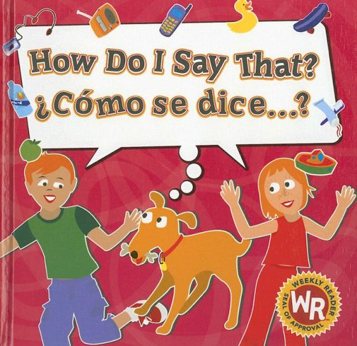 Como Se Dice...? (Spanish and English Edition)