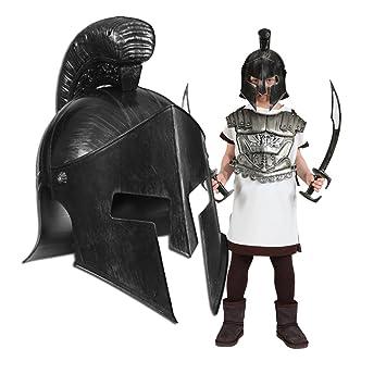Römerhelm Gladiatorenhelm Kriegerhelm Römer Helm Römerhelme Karneval Fasching