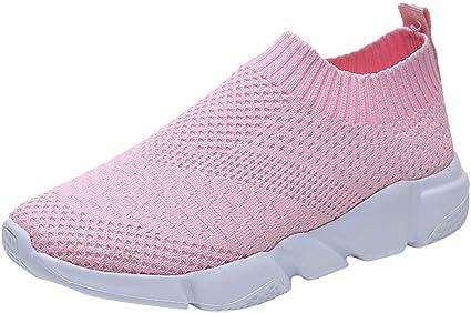 Posional Zapatillas de Running para Hombre Zapatillas Deporte Hombre Zapatos para Correr Athletic Zapatillas de Deporte Flying Weaving Zapatillas de Deporte para Hombre: Amazon.es: Oficina y papelería