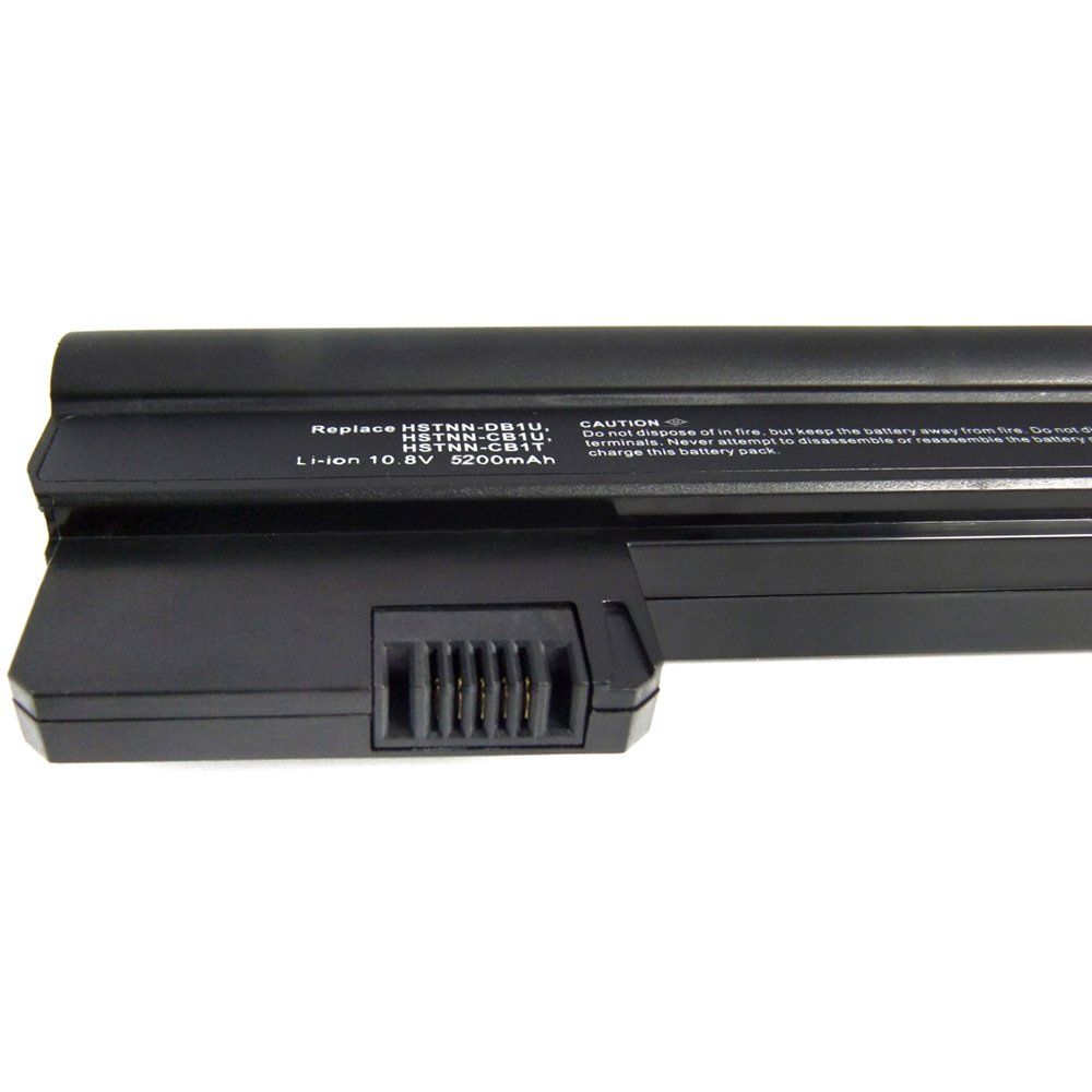 9436b76a5f06 PowerSmart 10.8V 4400mAh Li-ion Battery for HP Mini 110-3000 Series, HP  Mini 110-3100 Series,(Fits Selected Models only),Compatible Part Numbers:  ...