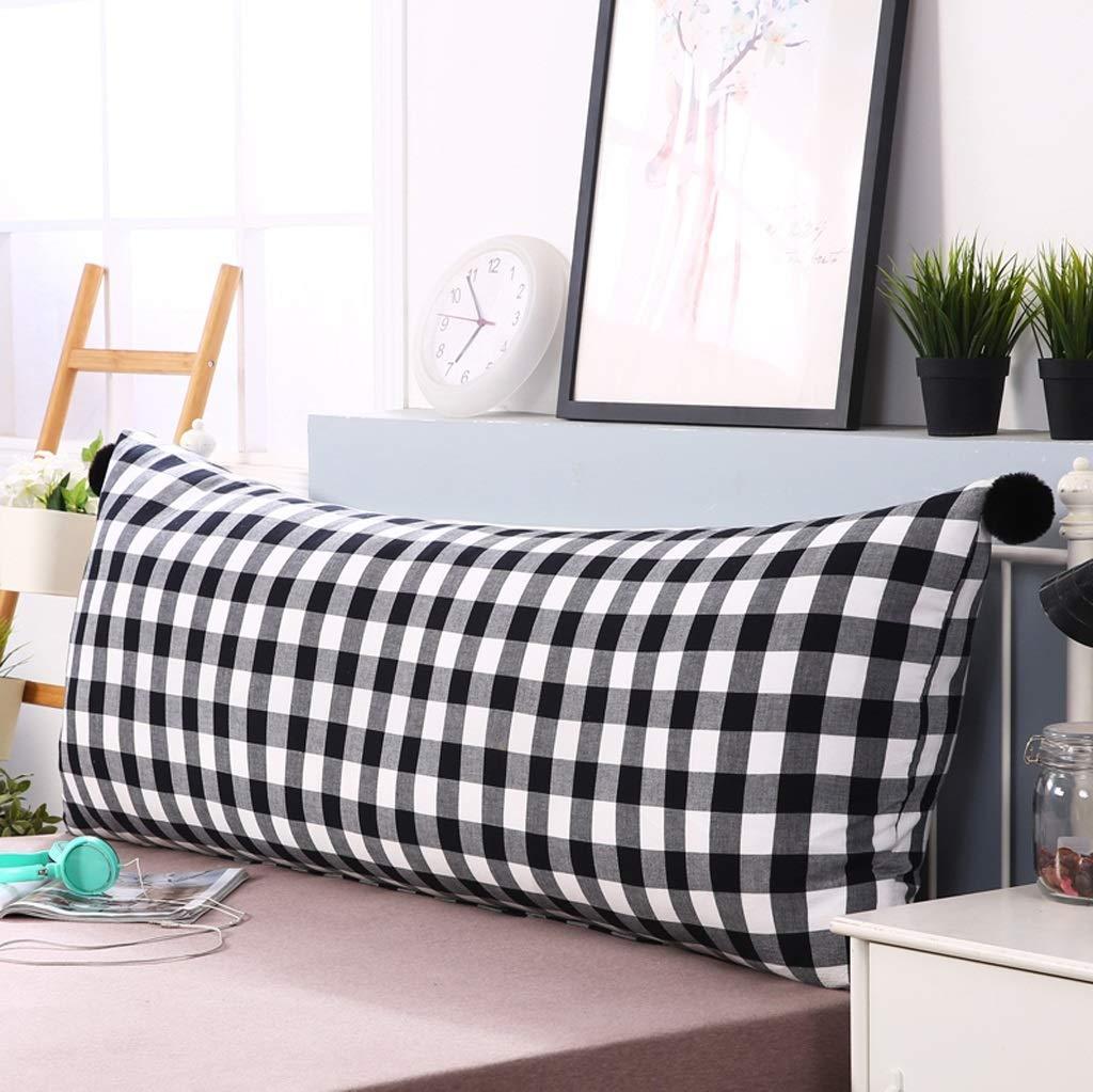 抱き枕 横向き寝枕 柔らかい だきまくら 気持ちいい 昼寝枕 腰枕 ごろ寝クッション カバー洗える (PATTERN : 4, Size : 120*55cm) B07QXS6SHW