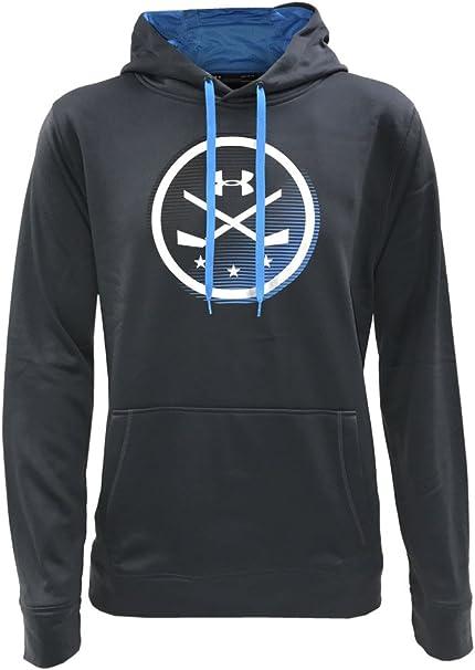 Under Armour Mens Storm Hockey Hoodie Pullover Sweatshirt 1299636