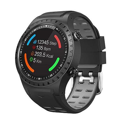 Amazon.com: JASZHAO Smart Watch Men IP67 Waterproof Support ...