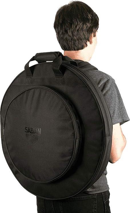 negra SABIAN QCB22 Bolsa para platos Quick de 22
