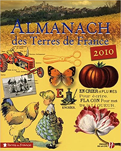 Almanach des Terres de France 2010