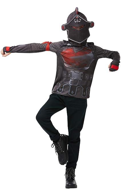 Rubie S Offizielles Fortnite Black Knight Kostumset