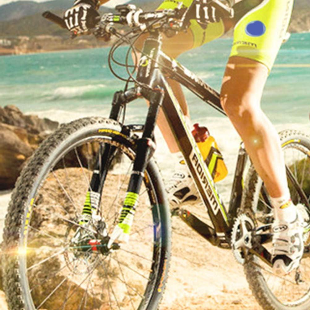 Peso Ligero y Fuerte Portabid/ón de Bicicleta R/ápido Portabotellas de Bicicleta de Fibra de Carbono Completo Yuciya Portabid/ón de Bicicleta F/ácil De Montar