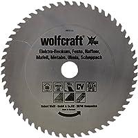 Wolfcraft 6600000 6600000-1 Hoja de Sierra Circular CV