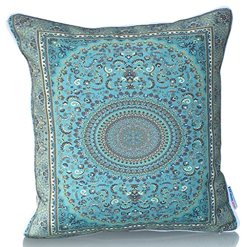 bohemian style throw pillows