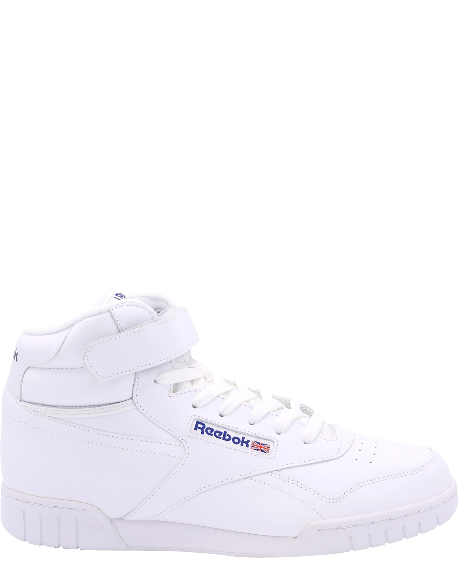 Reebok Ex-O-Fit Hi Womens Sneaker White 3477, Size:41