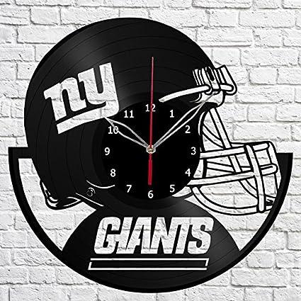 wholesale dealer dbc93 f9124 Amazon.com: New York Giants Football Team Vinyl Record Wall ...