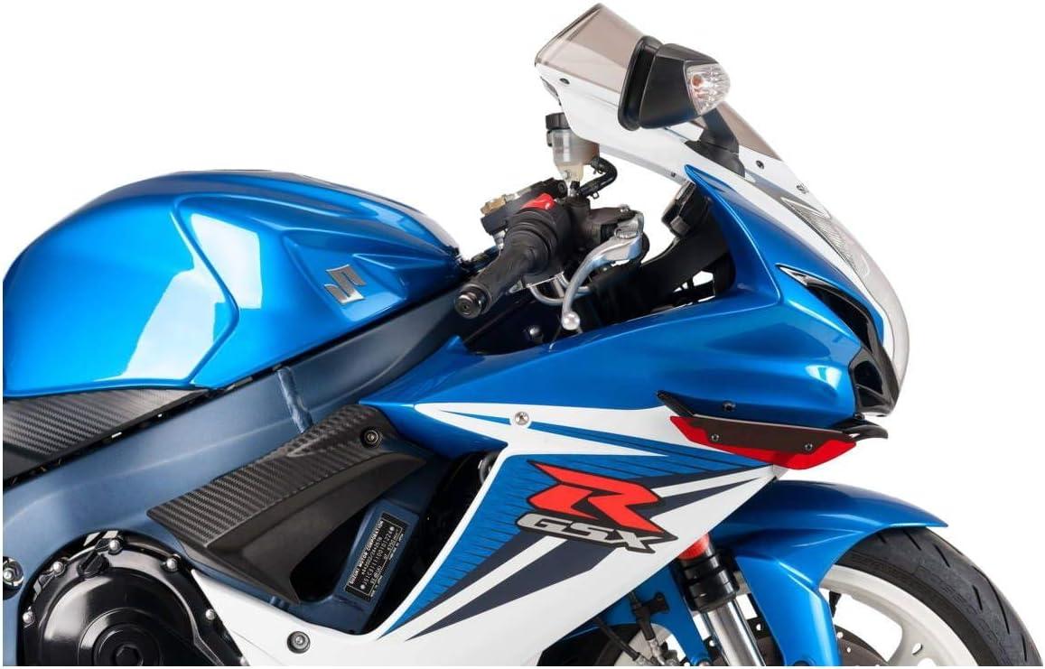 PUIG Spoiler LATERUNG Downforce Suzuki GSX-R600 11-16 Rosso