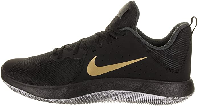Amazon.com   Nike Mens Fly by Low Black