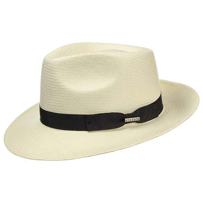 Stetson Sombrero Bogart Toyo Telida Mujer Hombre  8e1cd2a62e7