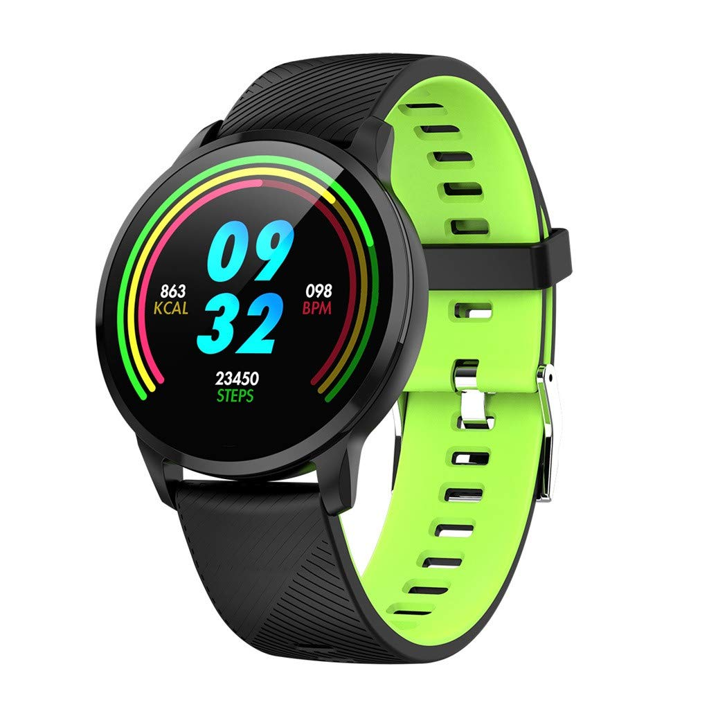 Big S16 Smart Watch Fitness Tracker Heart Rate Blood Pressure Monitor Pedometer for Father Men Boys Boyfriend Lover's Birthday