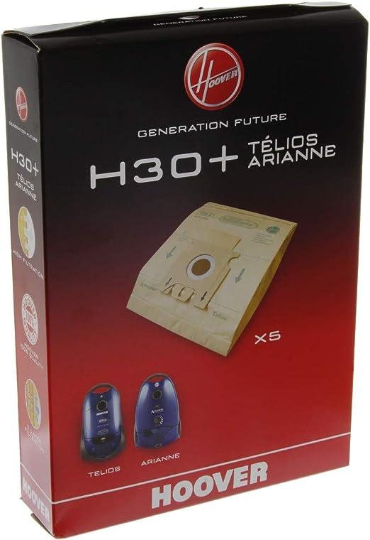 Hoover 46-HV-30 - Bolsa para aspiradoras: Amazon.es: Hogar