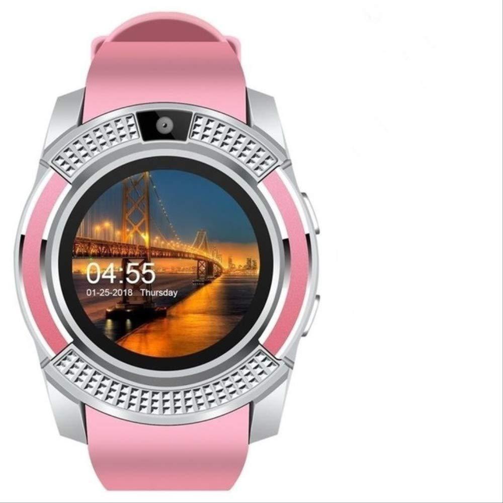 QSJWLKJ Bluetooth Smart Watch Hombres Relojes Deportivos ...