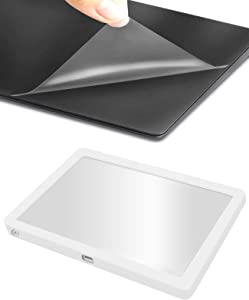 Protective Cover for Apple Magic Trackpad 2,Silicone Protective Skin Sleeve for Apple Wireless Touchpad, Trackpad 2 Protective Case Accessories, Anti-fingerprint, Dust-proof, Anti-drop, Wear-Resistant
