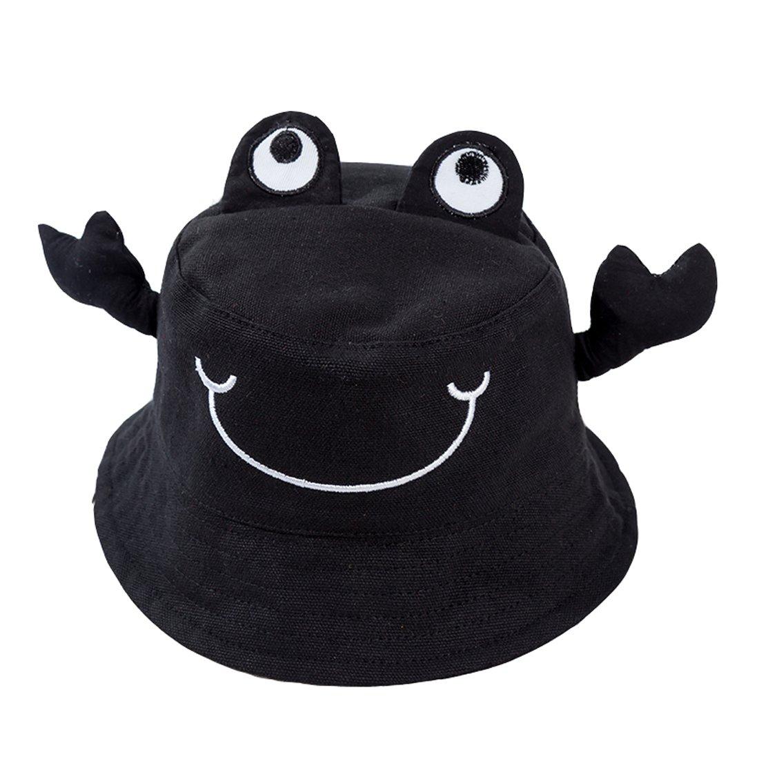 YueLian Little Boys Kids Crab Shape Design Bucket Cap Sunhat