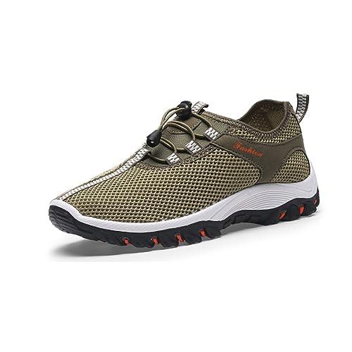 Chnhira, scarpe da ginnastica da uomo traspiranti, scarpe da ginnastica  morbide per arrampicata,