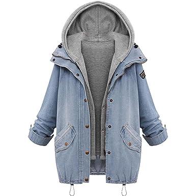 Culater® Mujer Chaqueta con Capucha Abrigos de Cuello Alto de Invierno, un Set Dos Piezas: Amazon.es: Ropa y accesorios