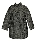 Crewcuts Girls Metallic Tweed Dress Coat Style# 52534 New Size 4-5