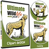 REMEMBER... Wildlife images on popular stock agency web sites cost any where from $10 - $15 to download ONE vector image with a standard license. The Ultimate Wildlife Mini Pack is only $59 which means each image only costs $0.06 cents each. ...