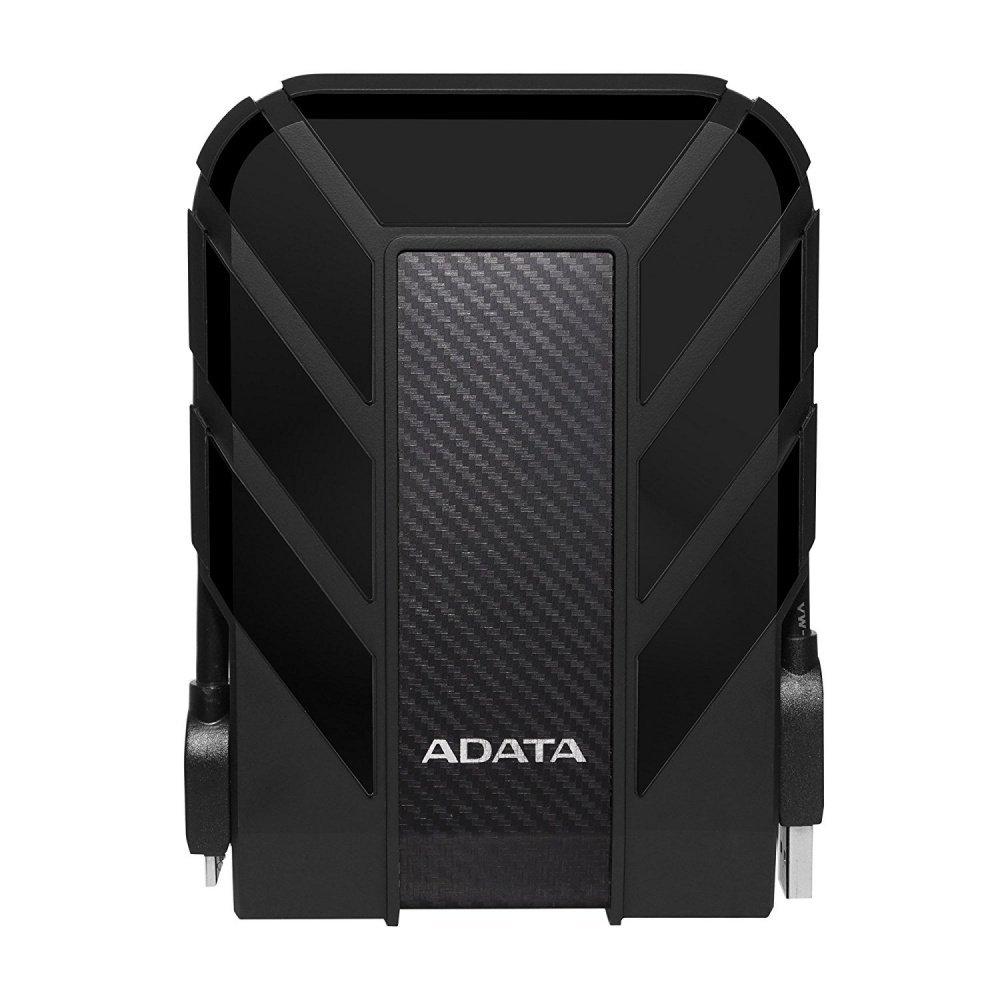 ADATA HD710 Pro 4TB USB 3.1 IP68 Waterproof/Shockproof/Dustproof Ruggedized External Hard Drive, Black (AHD710P-4TU31-CBK) ADATA USA