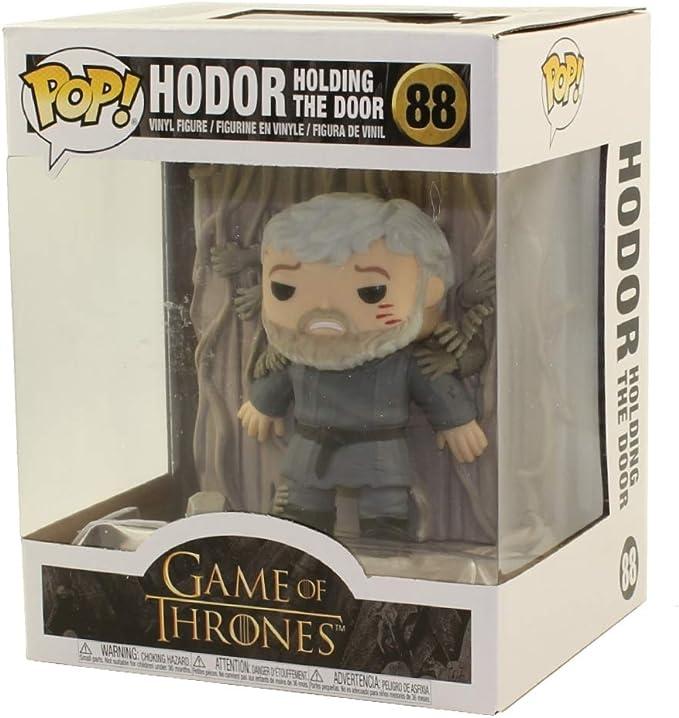 Hodor Holding The Door Deluxe Pop Game of Thrones Vinyl
