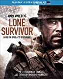 Lone Survivor (Blu-ray + DVD + Digital HD with UltraViolet)