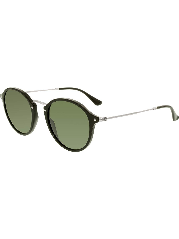 ec0743209b Amazon.com  Ray-Ban Unisex RB2447 49mm Black Green Sunglasses  Ray-Ban   Clothing