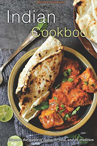 Indian Cookbook Discover magic tradition