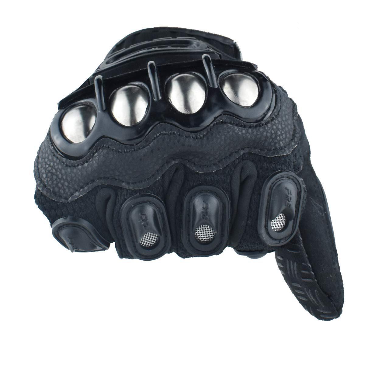 black XL madbike Powersports Motorcycle Motorbike Summer Gloves